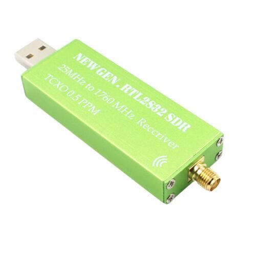 USB Adapter RTL-SDR RTL2832U R820T2 1PPM TCXO Tuner Stick Receiver BBC