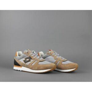 Scarpe-Lotto-Leggenda-L58233-25B-Tokyo-Shibuya-Beige-Uomo-Moda-Casual-Sneakers