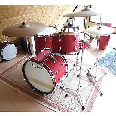 Vintage 1965 Slingerland Drum Set + Gene Krupa Snare - very rare + top