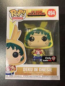 Funko Pop Animation My Hero Academia Deku In Onesi #494