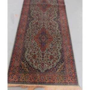 Hallway-Runner-Carpet-Rug-Green-Tones-68cm-x-230cm-Viscose-Chiraz-9099-16-Floor