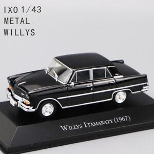 1-43-Escala-Ixo-Juguete-1967-Willys-Itamaraty-Coleccion-de-modelo-de-automovil-de-fundicion