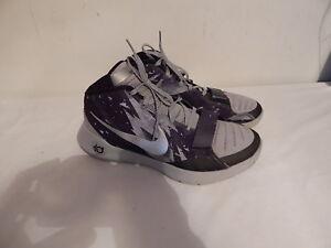 575bb92df4eb Mens tennis Casual Hi top shoes size 13 749379-0061 KD NIKE Grey ...