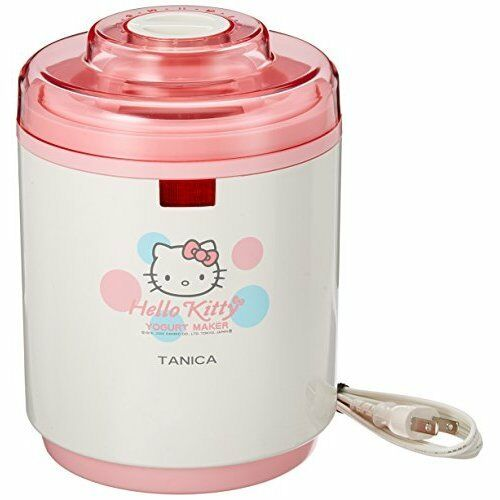 TANICA Hello Kitty Yaourtière YM-800-KT from Japan NEW du Japon de suivi