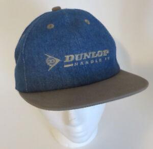 DUNLOP TYRES Baseball Cap
