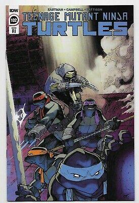 Teenage Mutant Ninja Turtles #90 IDW Comics Daniel 1:10 Variant