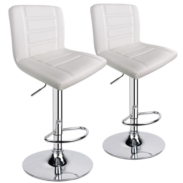 Astounding Leopard Bar Stools Set Of 2 Modern Adjustable Swivel Bar Stool With Back Machost Co Dining Chair Design Ideas Machostcouk