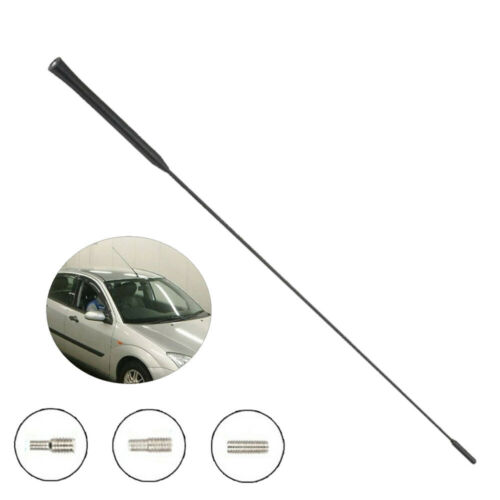 Antenna AUTO bacchetta TETTO ANTENNA RADIO PER FORD FOCUS 2000-2007 AM//FM Autoradio