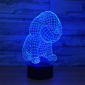 Dog-3D-Optical-Beside-Night-Light-7-Color-Change-Table-Desk-Decor-Sleep-Lamp