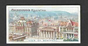 CHURCHMAN-A-TOUR-ROUND-THE-WORLD-46-VIEW-OF-MONTREAL