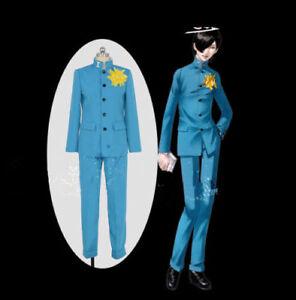 Hot! Persona 2: Black beard cosplay costume uniform | eBay