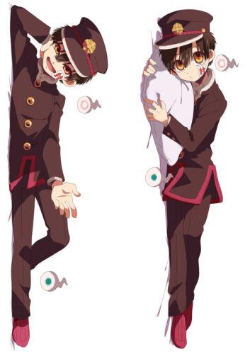 Anime Dakimakura Toilet-bound Hanako-kun Hugging body Pillow Case cover HE326