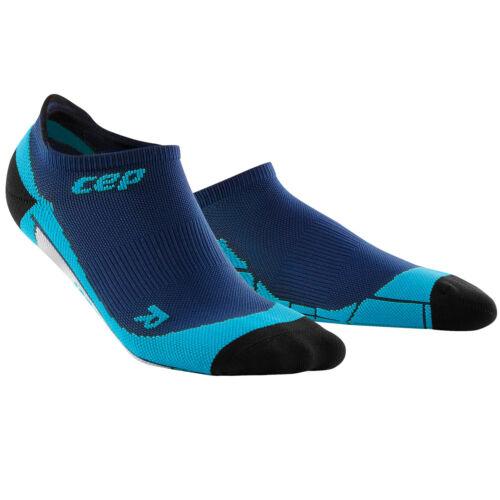 CEP Dynamic leicht unsichtbar WP46B0 NoSHOW SOCKS Lady deepocean hawaii blue