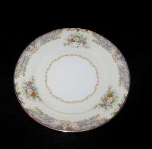 POSY-Noritake-Side-plate-7-5-8-across-Beautiful-condition-Fine-old-china