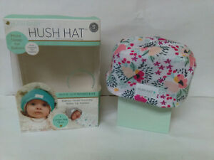 fc757e87e Details about Hush Baby Hat with SoftSound Technology, Sound Absorbing Foam