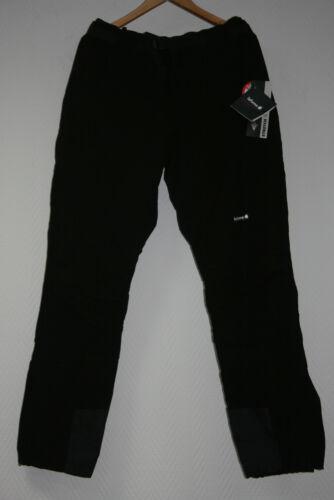 025 Pantalon de ski LAFUMA modèle STRETCH 2 en 1 doublure polaire NOIR