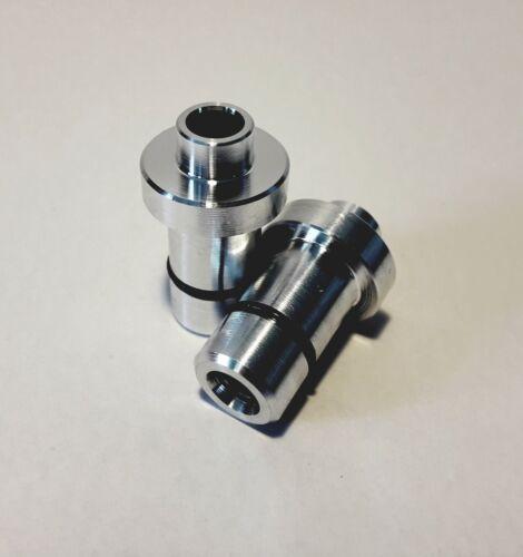 Steckachsen Radsatz 12mm-Achsnabe Adapter f Zentrierständer