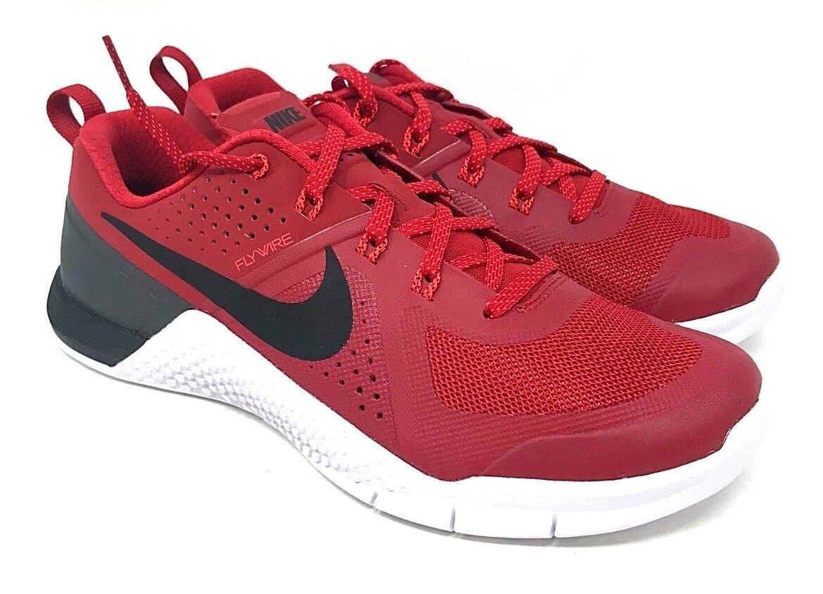 Nike Metcon 1 SIZE 7.5 Gym Red Black-Bright Crimson