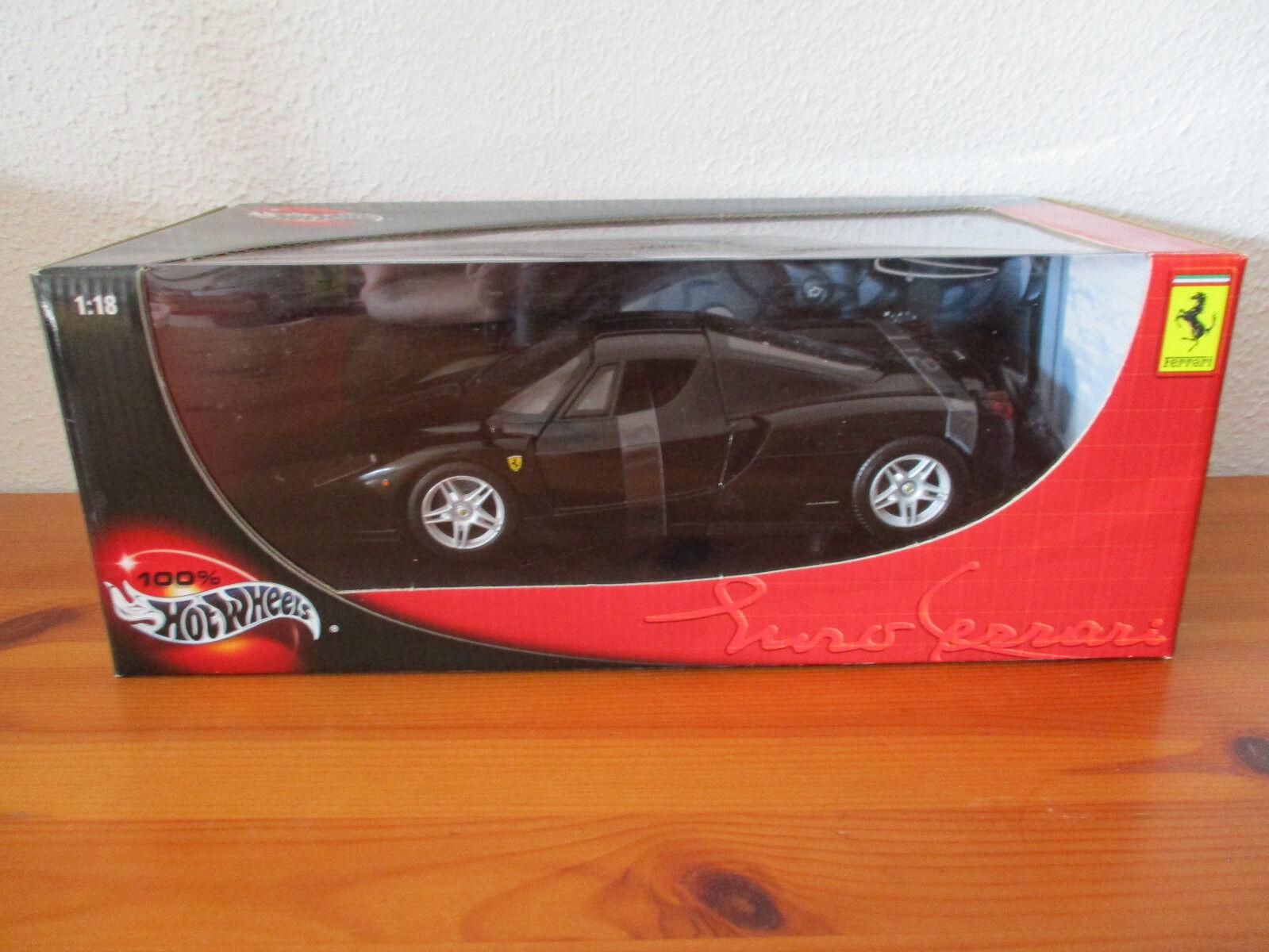 ( GO ) 1 1 1 18 Hot Wheels Ferrari Enzo neuf emballage scellé e4e2c6