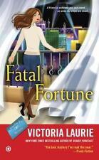 Psychic Eye Mystery: Fatal Fortune : A Psychic Eye Mystery 12 by Victoria...