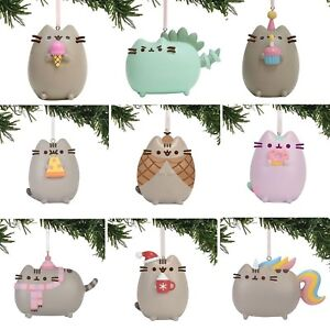 image is loading pusheen the cat 3 034 hanging ornament figure
