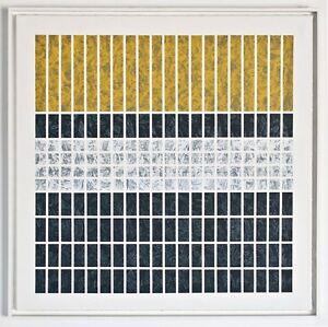 Sascha-Langer-Rasterkomposition-in-grau-blau-und-schwarz-Olmalerei-1998