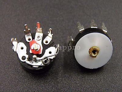 20pcs RV12 10K 103 B103 Switch Rotary Radio Potentiometer new