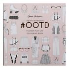 #Ootd: Fashion Flat Lay Colouring Book by Laura Hickman (Paperback, 2016)