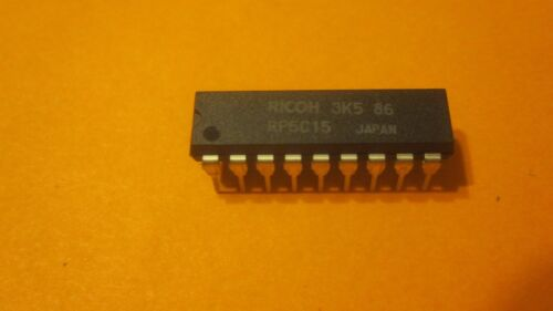 20PCS RP5C15 Real-Time Clock with Internal RAM