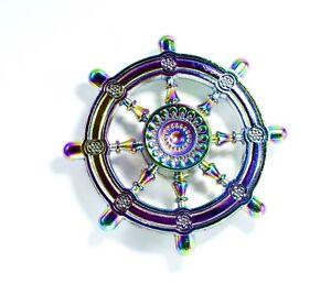 Fidget-Spinner-Finger-Hand-Focus-Spin-EDC-Bearing-Stress-Toys-Rainbow-Wheel