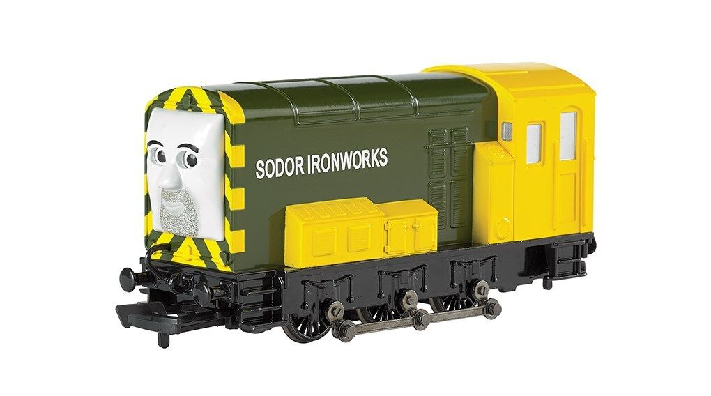 Bachmann Trains H H H O Thomas the Tank Engine - Iron 'Arry w moving eyes 58812 NEW 6b6081