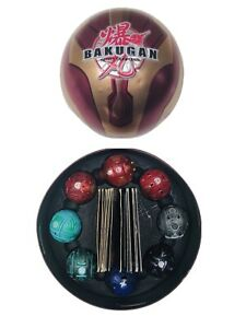 Bakugan-Ball-Carrying-Case-Collectible-With-8-Bakugan-And-20-Cards