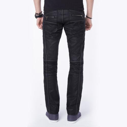 Cipo /& Baxx Jeans Cerati 812 NERO l30//32//34//36 w28 29 30 31 32 33 34 36 38
