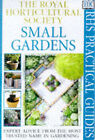 Small Gardens by Royal Horticultural Society (Paperback, 1999)