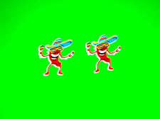 TRAXXAS RC RADIO CONTROLLED MONSTER JAM HOT TAMALE MONSTER TRUCK STICKERS DECALS