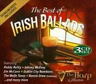 The Best of Irish Ballads [Box] by Various Artists (CD, Jul-2004, 3 Discs, The Harp Collection)