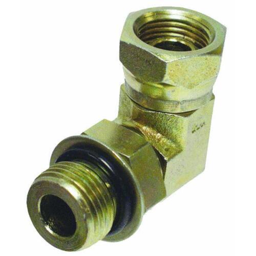 1/2 Adj. Male X 1/2 Female Swivel 90 Degree Hydraulic Adapter X 20 39006125