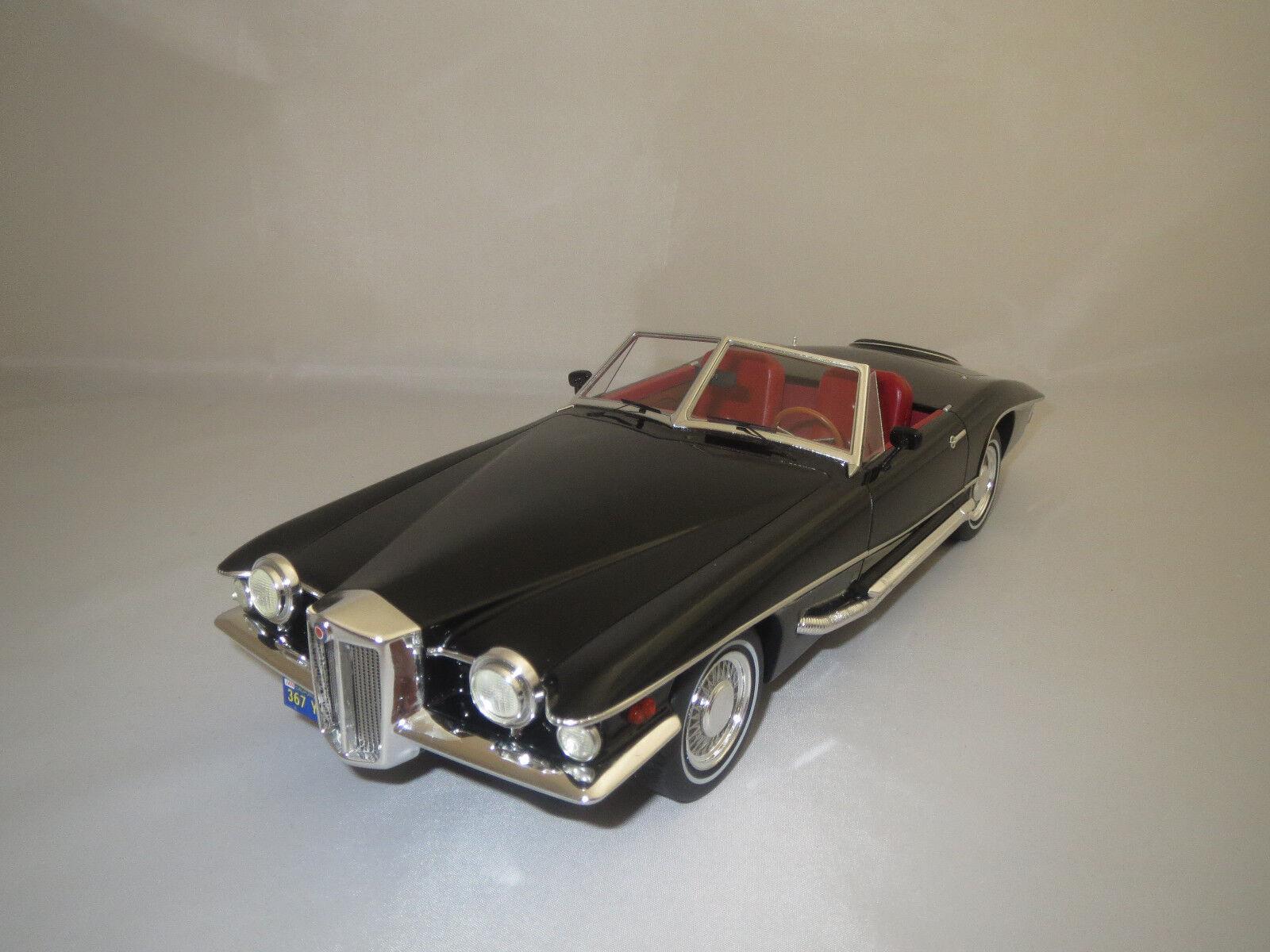 Premium IXO MODELS Stutz nerohawk Converdeible  1971  (Nero) 1 18 OVP