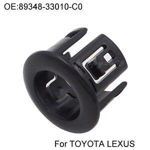 NEW PDC Parking Sensor Retainer For Toyota Lexus ES350 HS250h 89348-33010-C0