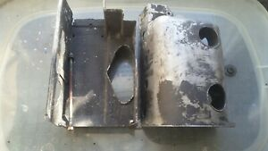 Ski-doo-Olympic-TNT-Nordic-Valmont-Alpine-399-Engine-Shroud-Fan-Duct-Cowl-Cover