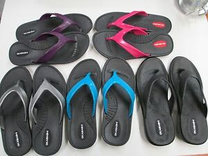 0333ae061c5ff Image is loading Women-039-s-Okabashi-Flip-Flops-Choose-Size-