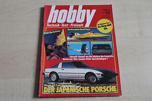 164238) Mazda RX-7 - Hobby 26/1978
