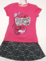 Girls Outfits Girls Clothes Girls Shirts Girls Skirts Mystery 2 Pc Set Size 4