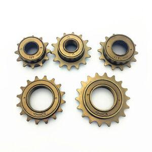 Bike-Bicycle-Single-Speed-Steel-Freewheel-Cog-12-18T-Spinning-Flywheel-SCREW-ON