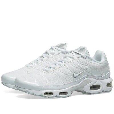 triple white tns | Men's Shoes