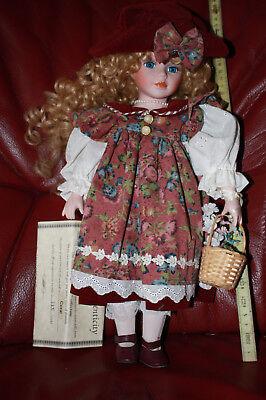 Art Dolls-ooak 19 Dolls & Bears Puppensammlung Sammlerpuppe Kinderpuppe Spielzeug Clownpuppe Schaukelpuppe To Prevent And Cure Diseases