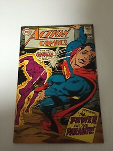 Action Comics 361 Mar 1968 DC THE POWER OF THE PARASITE CGC IT 1ST !