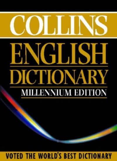 Collins English Dictionary,- 9780004721682