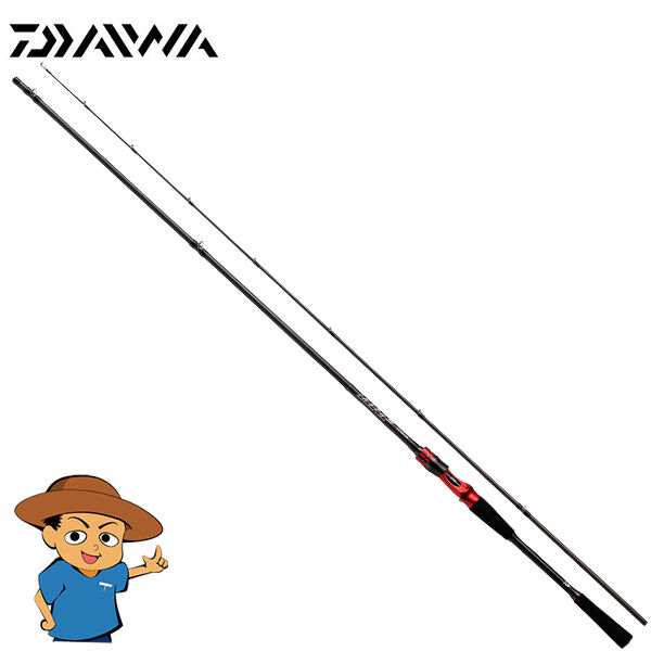 Daiwa HRF AIR 711MB Medium 7'11  fishing baitcasting rod from JAPAN