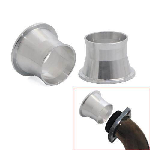 Exhaust Port Torque Cones Drag Pipe Power Cones Anti-Reversion Cones For Harley